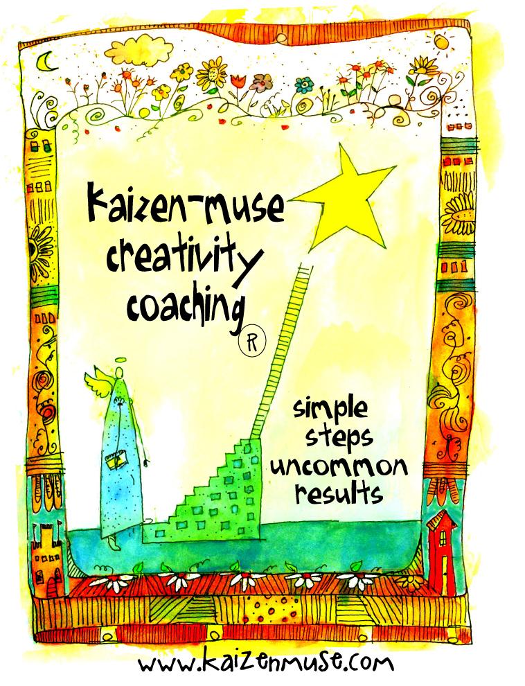 Kaizen-Muse Creativity Coaching Rocks!