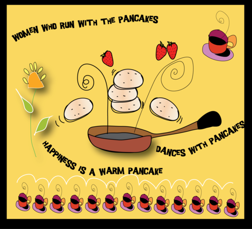 Pancake titles