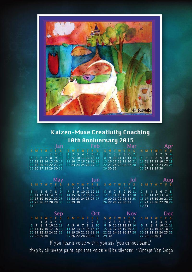 2015 free calendar