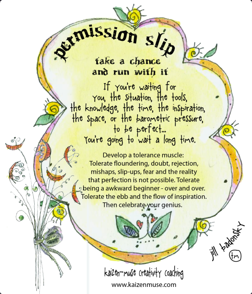 Permission SLIP Ups