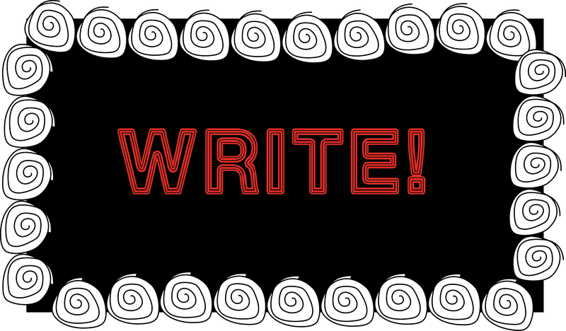 Write neon