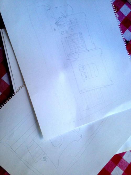 Sketch mistakes alder castle