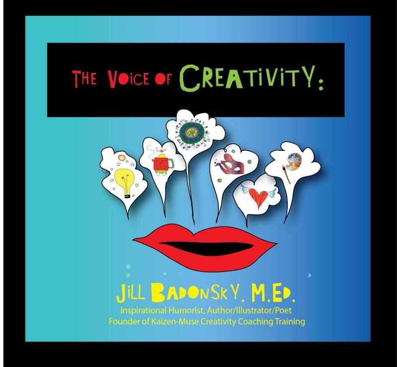 voice of creativity