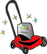 #301 August 29 lawnmower